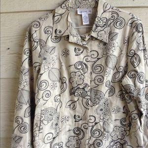 Susan Graver Style Jacket